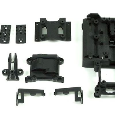 900100 PNR2.5W CHASSIS KIT PN RACING