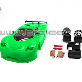 SCB001 Mosler MT900 R Greenw (FOR PAINT)