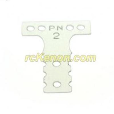 MR3042 - PN Racing Mini-Z MR03 MM G10 Fiber Glass T-Plate #2