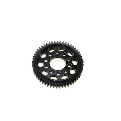MR2953 (53T) 64 PITCH SPUR GEAR MACHINE CUT DELRIN LIMITED SLIP V2 PN RACING