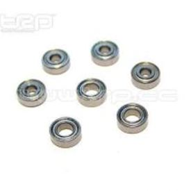 TRP013 TRP Bearings for Mini-Z  (closed) 7 pieces
