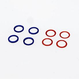 MR2056FS DOUBLE A ARM SPRING HOLDER SHIMS SET PN RACING