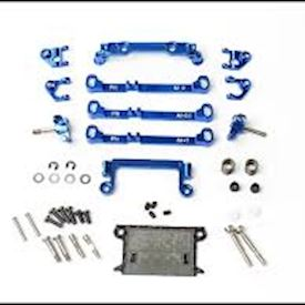 MR3070B Double A-Arm Front Suspension (Blue)
