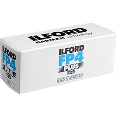 Ilford Fp4 120 5-pack