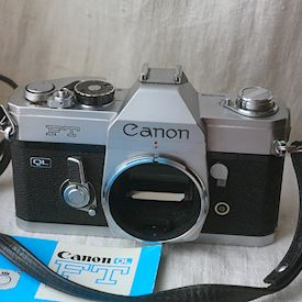Canon FT