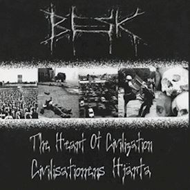 (LP) Besk ‎– The Heart Of Civilization / Civilisationens Hjärta