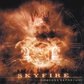 (CD) Skyfire ‎– Timeless Departure