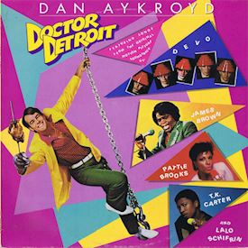 "(LP) Various ‎– Songs From The Original Motion Picture Soundtrack ""Doctor Detroit"""