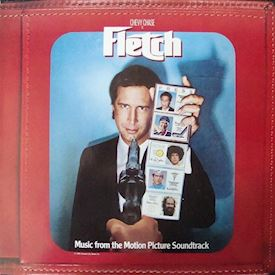"(LP) Various ‎– Music From The Motion Picture Soundtrack ""Fletch"""