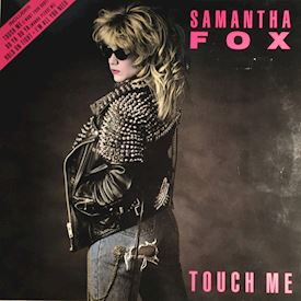 (LP) Samantha Fox ‎– Touch Me