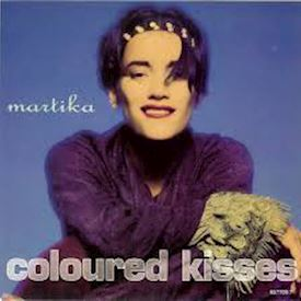 "(12"") Martika ‎– Coloured Kisses"