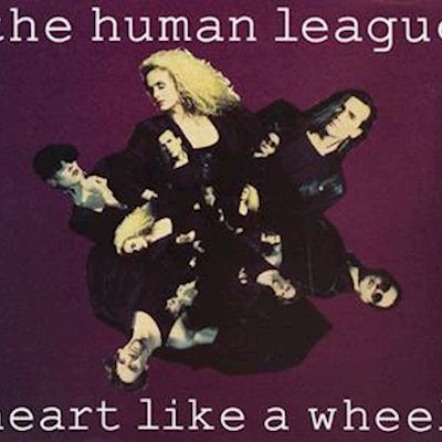 "(12"") The Human League ‎– Heart Like A Wheel"