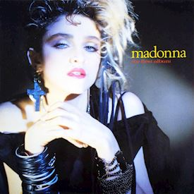 (LP) Madonna ‎– The First Album