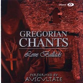 (CD) Gregorian Chants - Love Ballads