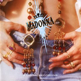 (CD) Madonna ‎– Like A Prayer