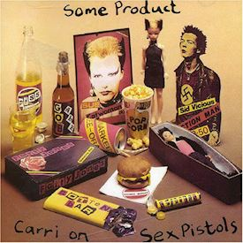 (CD) Sex Pistols ‎– Some Product - Carri On Sex Pistols