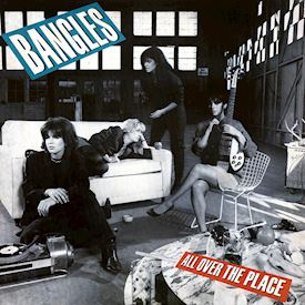 (LP) Bangles ‎– All Over The Place