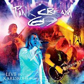 (CD) Pink Cream 69 ‎– Live In Karlsruhe