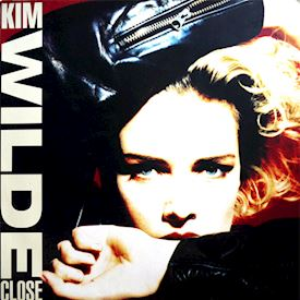 (LP) Kim Wilde ‎– Close