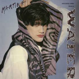 "(12"") Martika ‎– Water (Remix)"