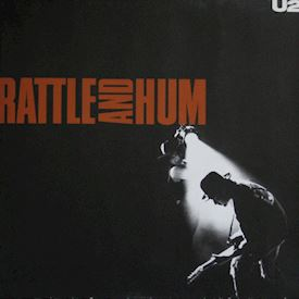 (LP) U2 ‎– Rattle And Hum