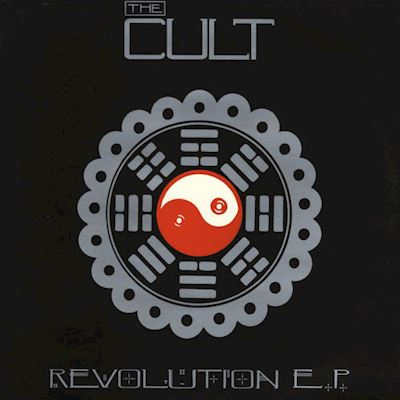 "(12"") The Cult ‎– Revolution E.P."