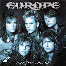 (LP) Europe  ‎– Out Of This World