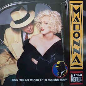 (LP) Madonna ‎– I'm Breathless (Music From And Inspired By The Film Dick Tracy)