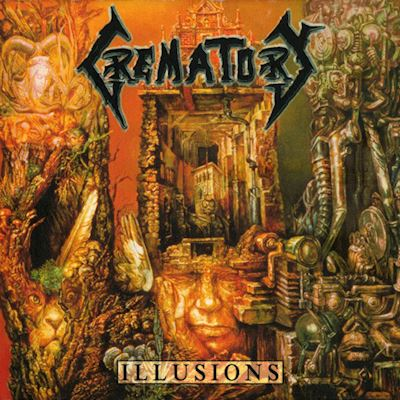 (CD) Crematory ‎– Illusions