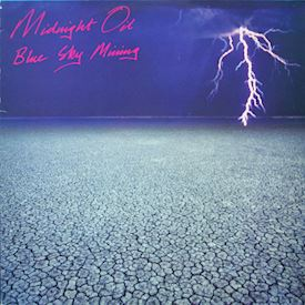 (LP) Midnight Oil ‎– Blue Sky Mining