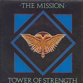 "(7"") The Mission ‎– Tower Of Strength"