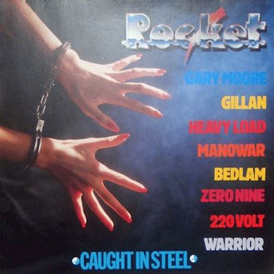 (LP) Various ‎– Rocket (Caught In Steel)