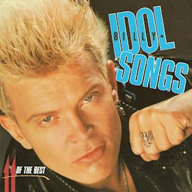 (CD) Billy Idol ‎– Idol Songs - 11 Of The Best