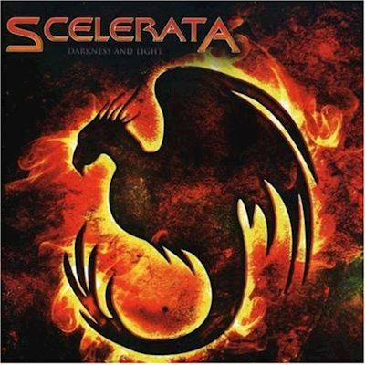 (CD) Scelerata ‎– Darkness And Light