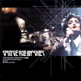 (CD) Siouxsie And The Banshees  ‎– The Seven Year Itch Live