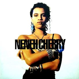 (LP) Neneh Cherry ‎– Raw Like Sushi
