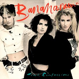 (LP) Bananarama ‎– True Confessions