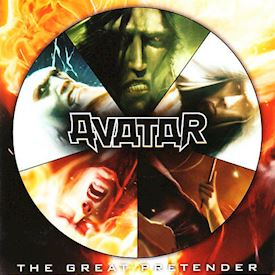 (PROMO) Avatar  ‎– The Great Pretender