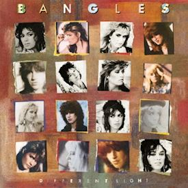 (LP) Bangles ‎– Different Light