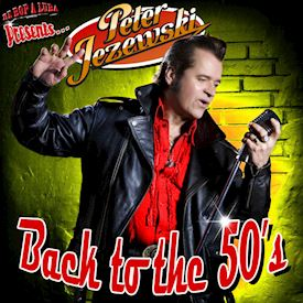 (LP) Peter Jezewski - Back to the 50'S