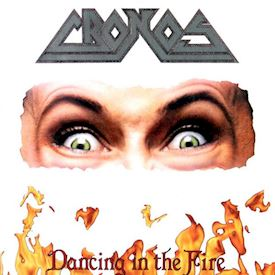 (LP)  Cronos  ‎– Dancing In The Fire
