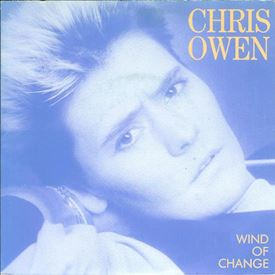 "(7"") Chris Owen ‎– Wind Of Change"