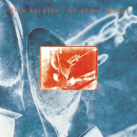 (CD) Dire Straits ‎– On Every Street