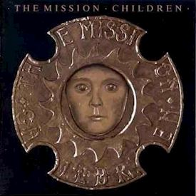 (LP) The Mission ‎– Children