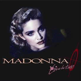 "(12"") Madonna ‎– Live To Tell"