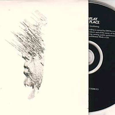 (CDS) Coldplay ‎– In My Place