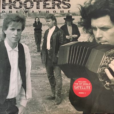 (LP) Hooters* ‎– One Way Home