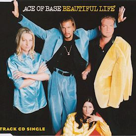 (CDS) Ace Of Base ‎– Beautiful Life