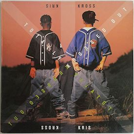 (LP) Kris Kross ‎– Totally Krossed Out