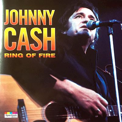 (CD) Johnny Cash ‎– Ring Of Fire